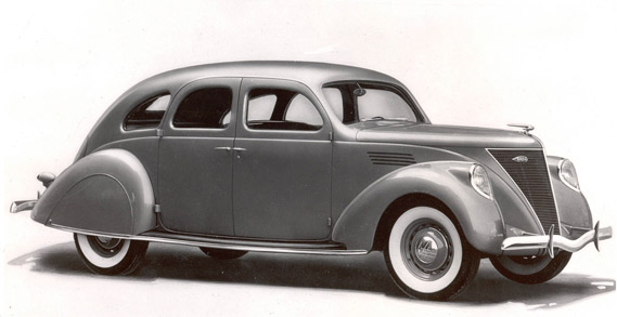 The History Of The Lincoln Motor Car Company The Ford Barn